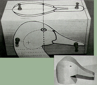 Free Duck Decoy Carving Patterns? - Ask Jeeves