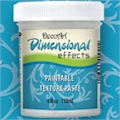 DecoArt Traditions Dimensional Effects Texturing Paste